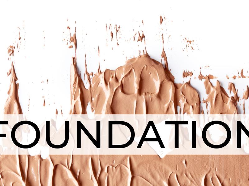 Je Foundation aanbrengen als een PRO