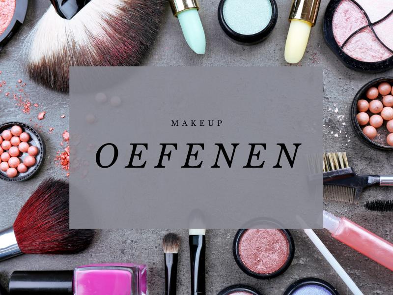 Makeup Oefenen