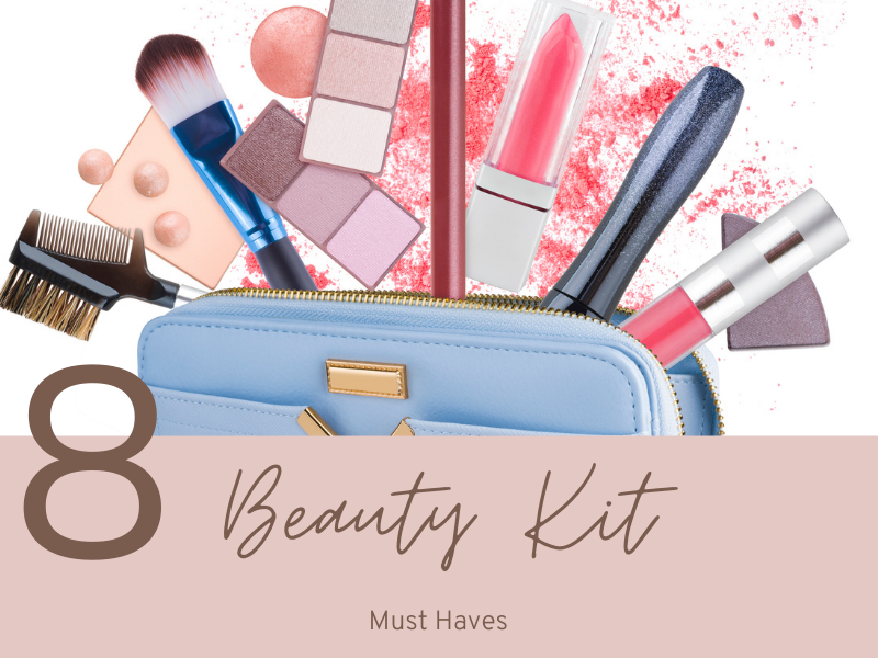 8 Beauty Case Must Haves